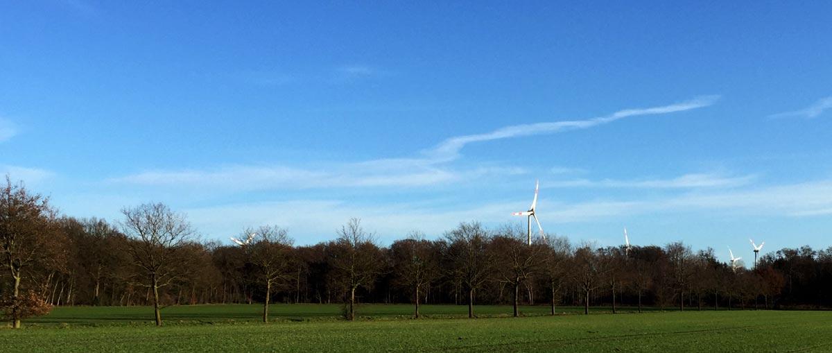 Dienstleister für Windenergie