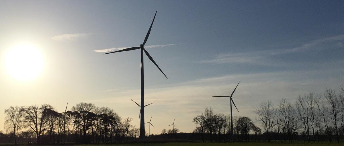 Service-Dienstleister für die Windkraft