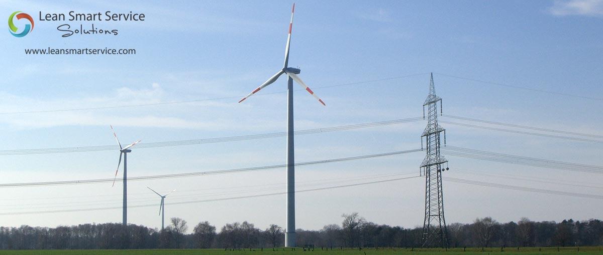 Windkraft Servicelösungen